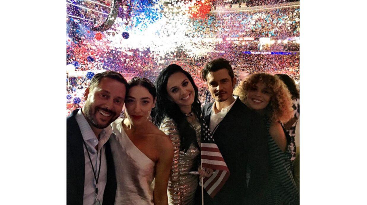 PHOTO Katy Perry s'affiche ENFIN officiellement avec Orlando Bloom