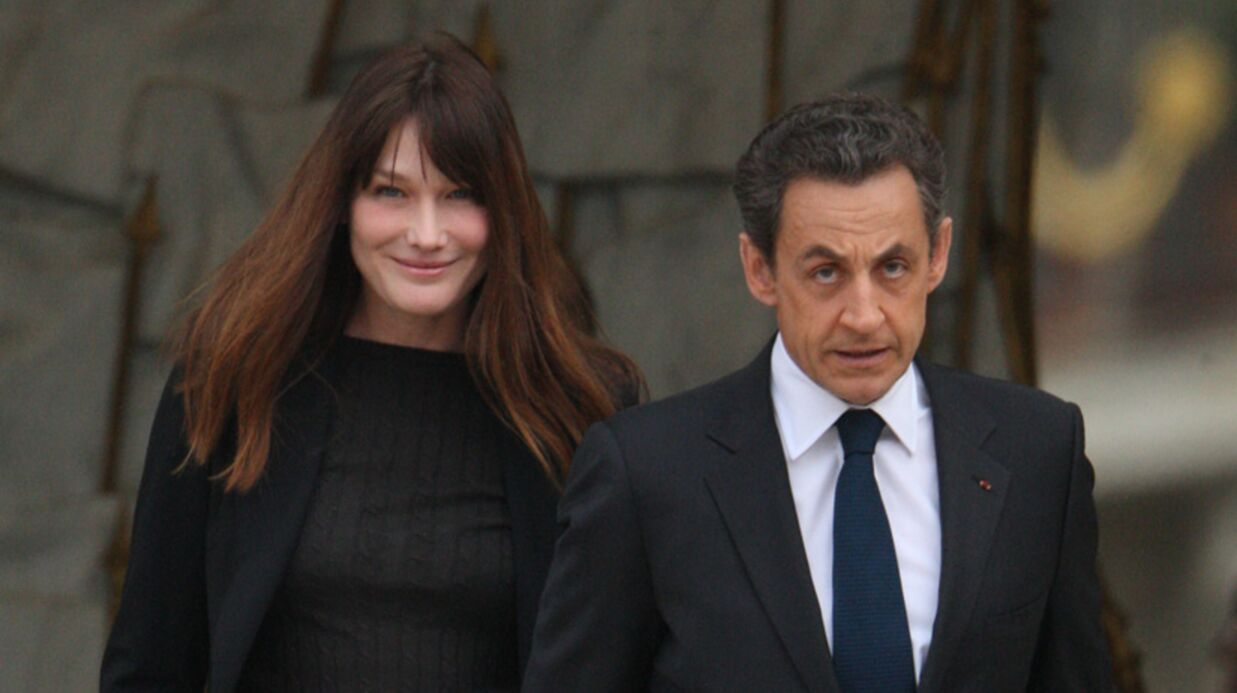 Carla Bruni n'est pas enceinte selon son entourage