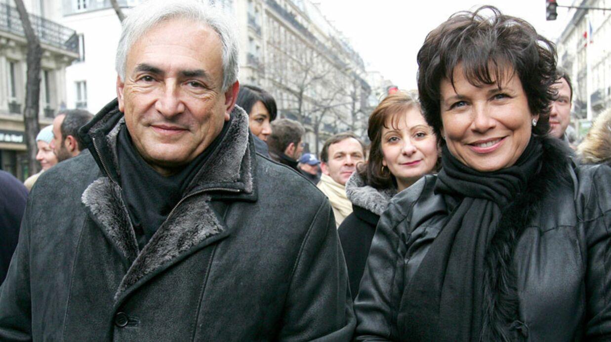 Dominique Strauss-Kahn et Anne Sinclair sont séparés