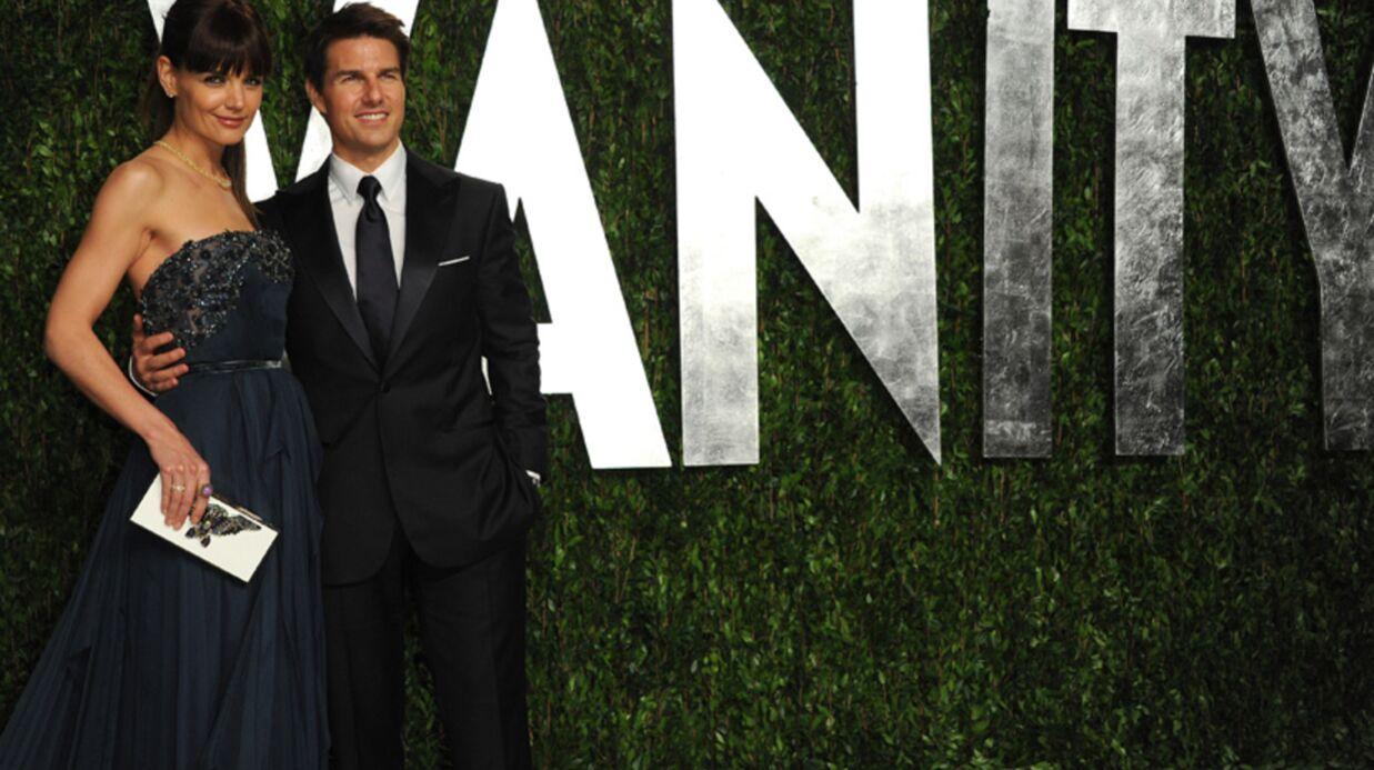 Tom Cruise et Katie Holmes divorcent