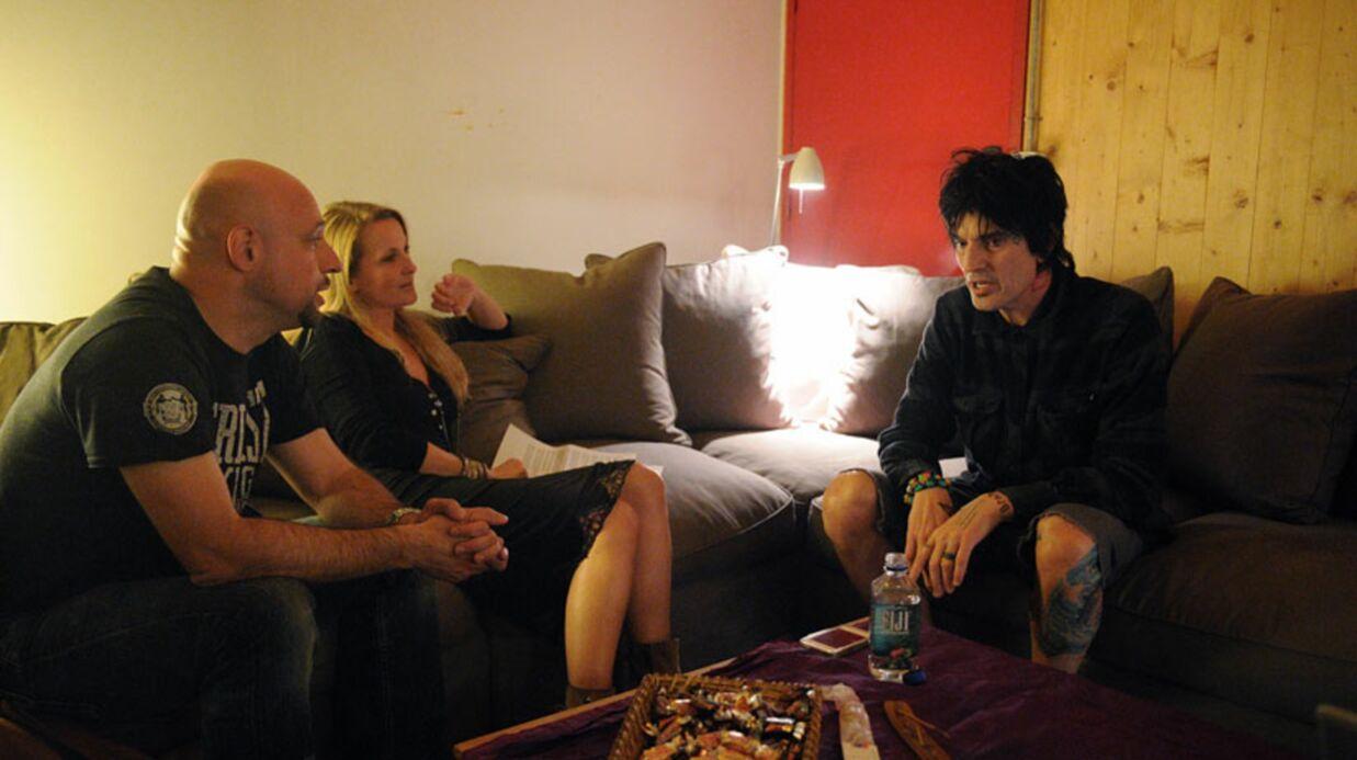 Tommy Lee: «Avec Pamela Anderson, on s'entend mieux que lorsque nous étions mariés»