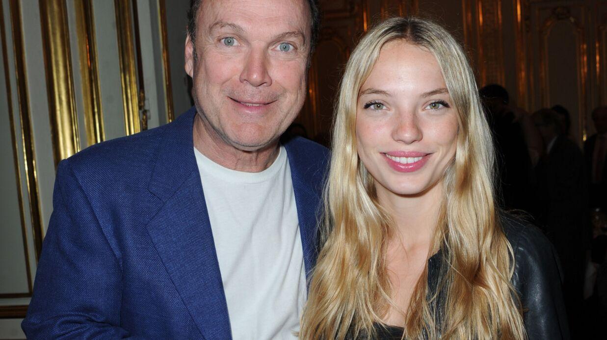 PHOTOS Julien Lepers très fier de présenter sa fille Lorraine
