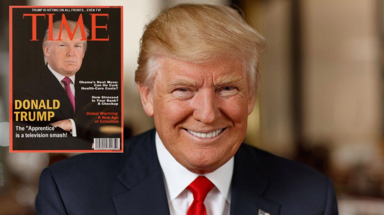 Donald Trump affiche des unes de magazines à sa gloire dans ses hôtels: elle sont toutes fausses