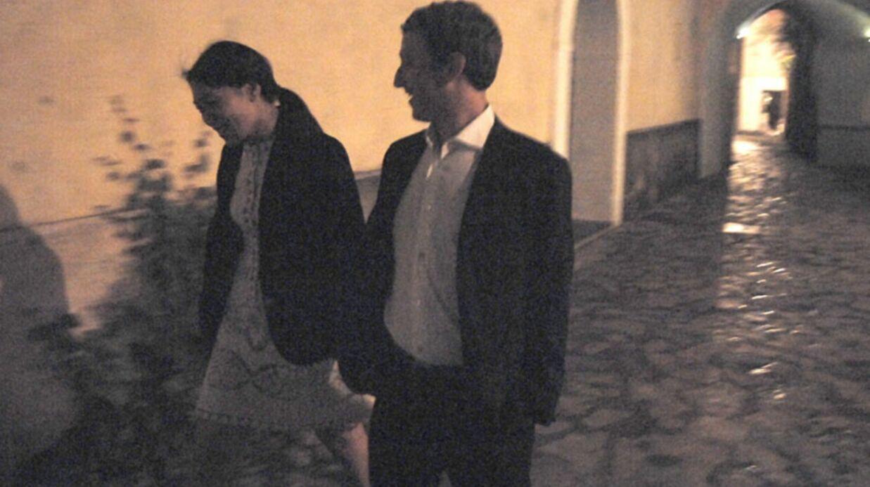 PHOTOS Mark Zuckerberg et Priscilla Chan en lune de miel à Rome