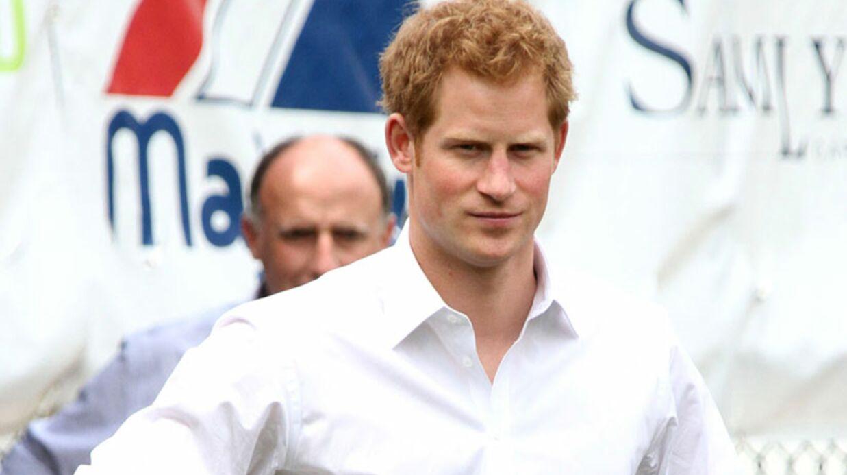La petite amie du Prince Harry fait scandale en Grande-Bretagne