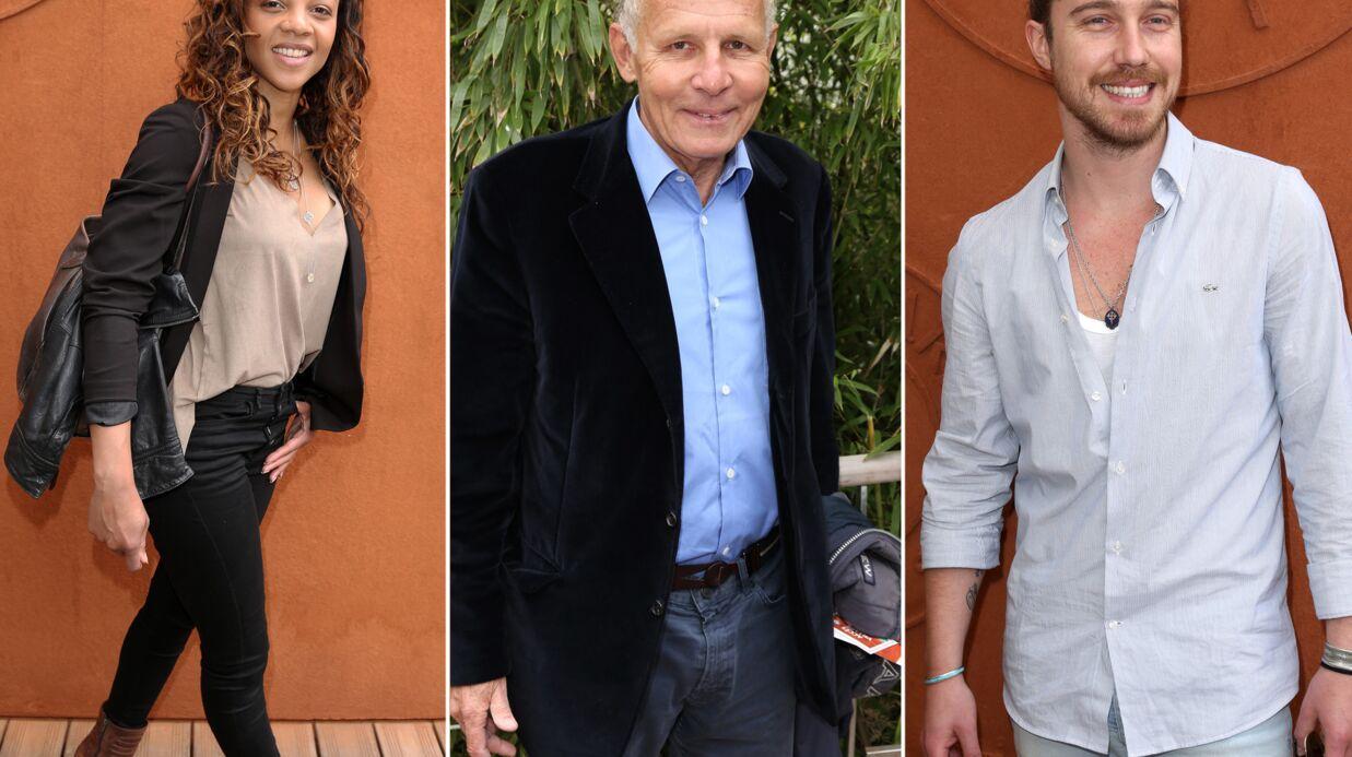 PHOTOS Julien Doré, PPDA, Louisy Joseph… les people défilent à Roland-Garros