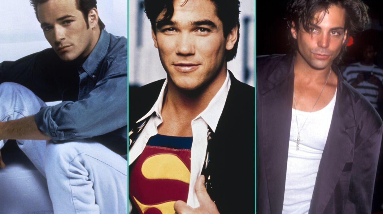 DIAPO Sex-symbols des séries des années 90, ces acteurs ont bien changé…