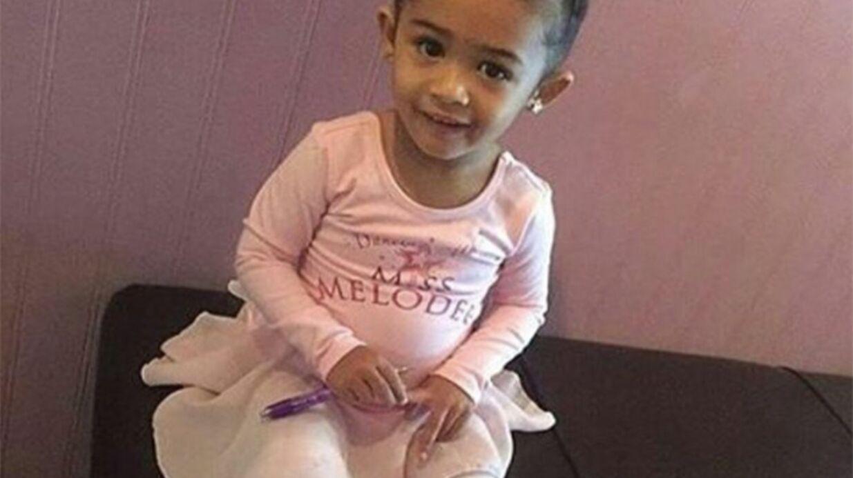PHOTOS Chris Brown gaga sur Instagram pour l'anniversaire sa fille Royalty