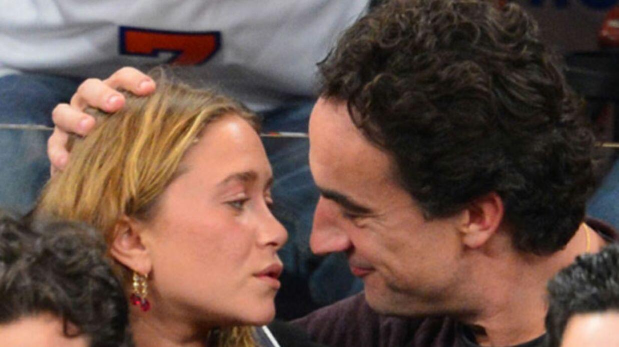 Olivier Sarkozy et Mary-Kate Olsen: il veut se marier, pas elle