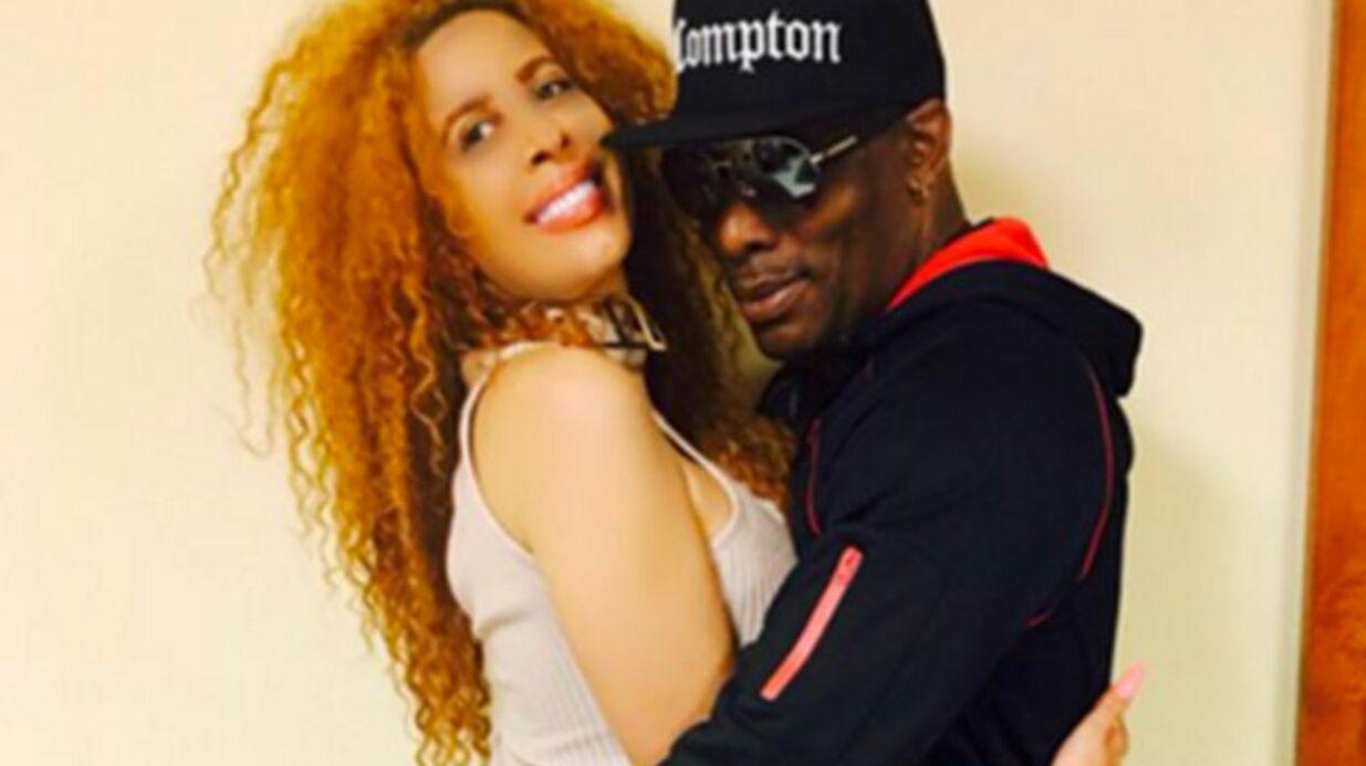 PHOTO Afida Turner: instant torride avec son ex, Coolio
