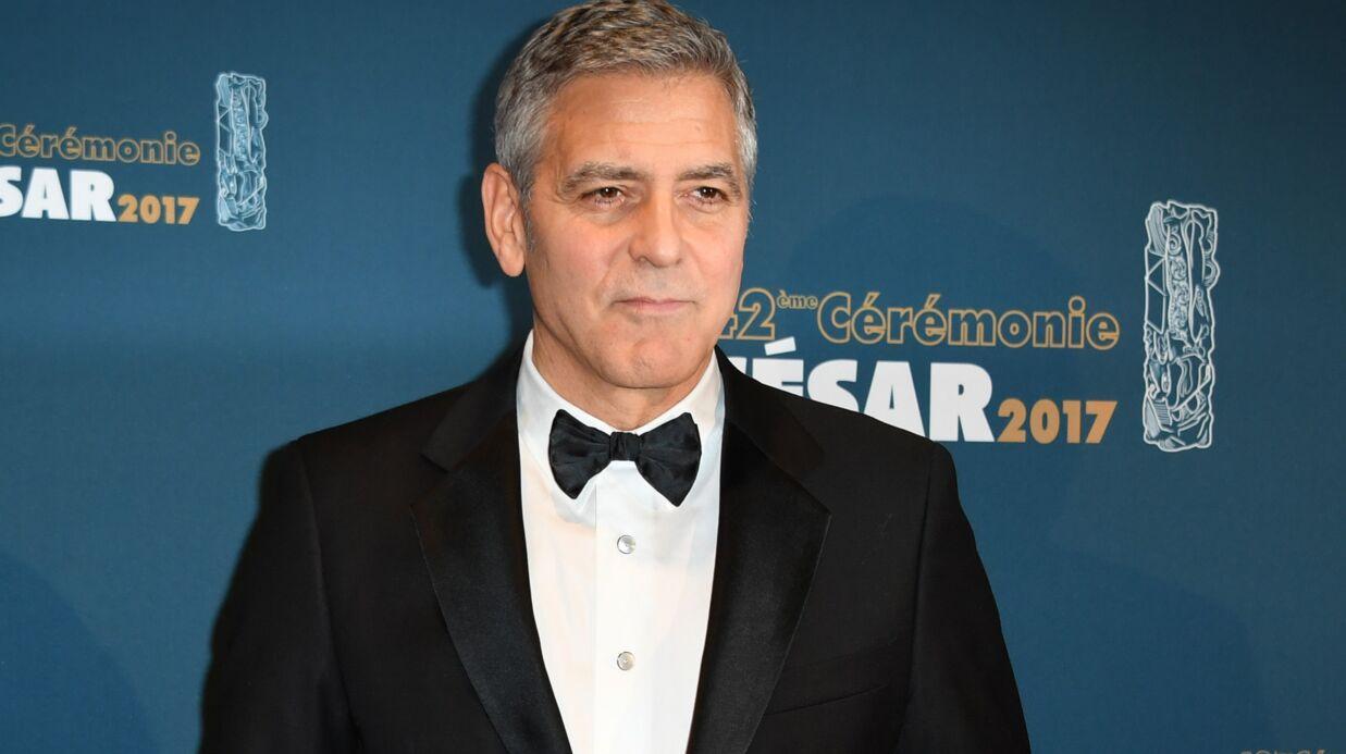 George Clooney: comment se prépare-t-il à être papa?