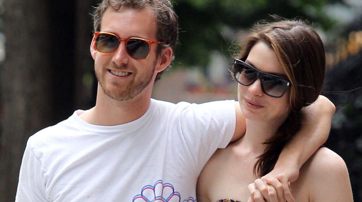 Anne Hathaway fiancée à Adam Shulman
