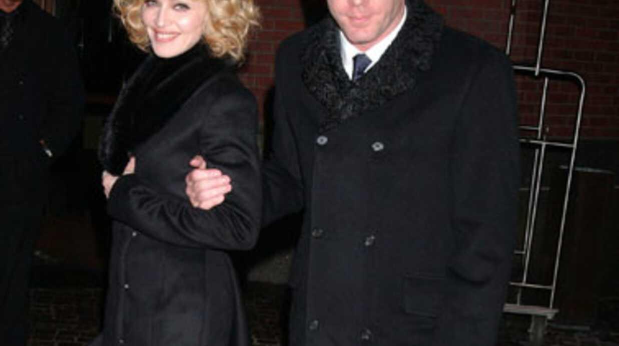 Guy Ritchie: avec Madonna, c'était «un feuilleton télé»