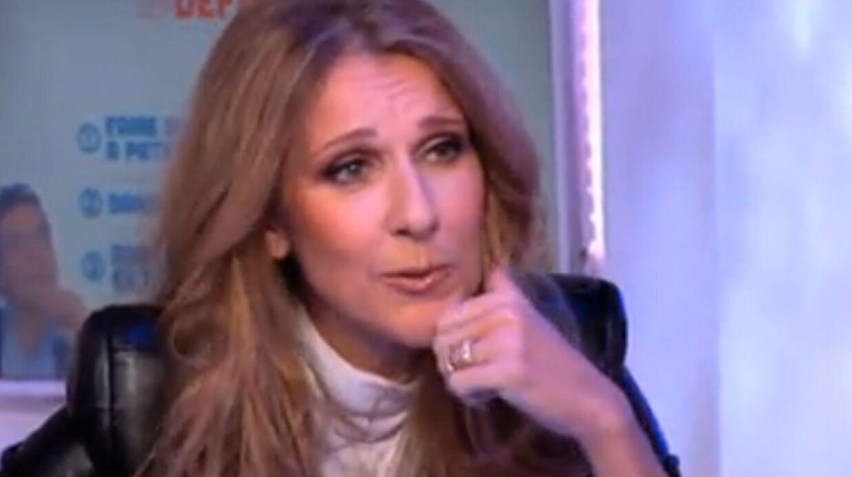 VIDEO La déclaration d'amour de Céline Dion à Patrick Cohen