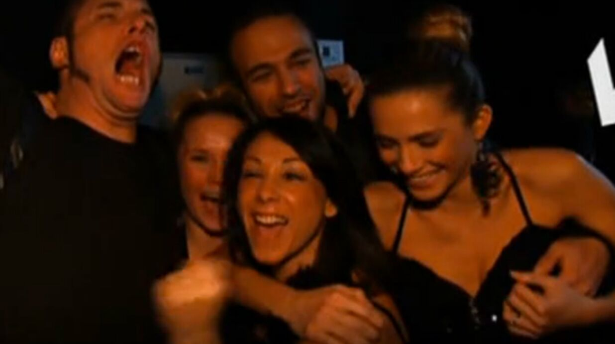 VIDEO Ice Show: le mari de Sarah Abitbol pelote un sein de Clara Morgane
