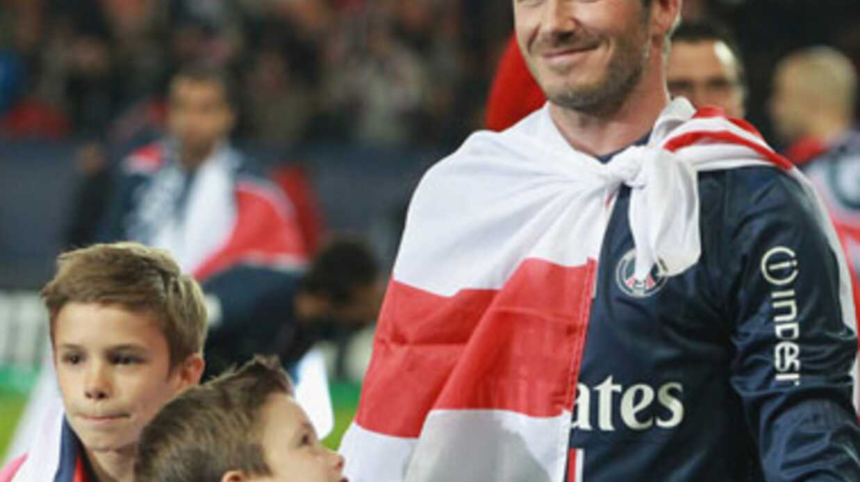 David Beckham verrait bien Brad Pitt l'incarner au cinéma
