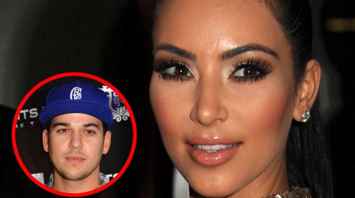 Rob défend le mariage de sa soeur Kim Kardashian