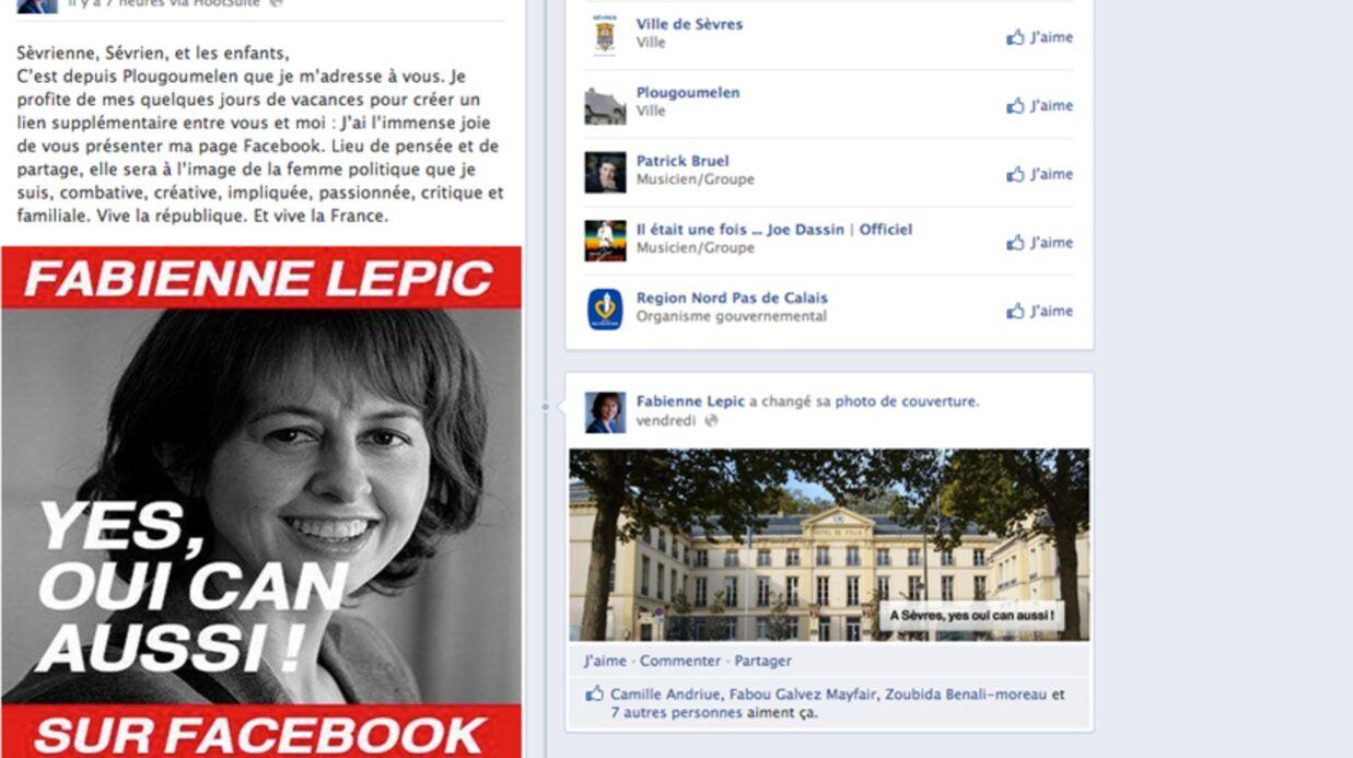 Fabienne Lepic (Fais pas ci fais pas ça) envahit les réseaux sociaux