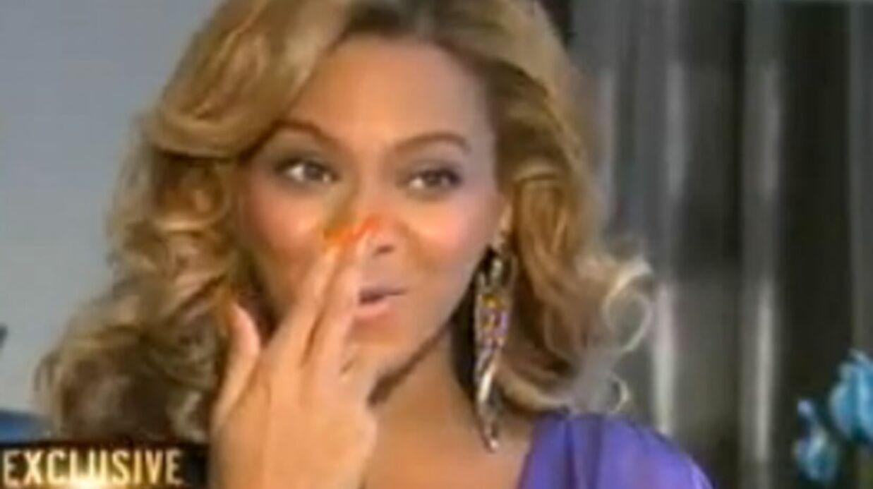 Beyoncé enceinte ne peut plus sentir Jay-Z