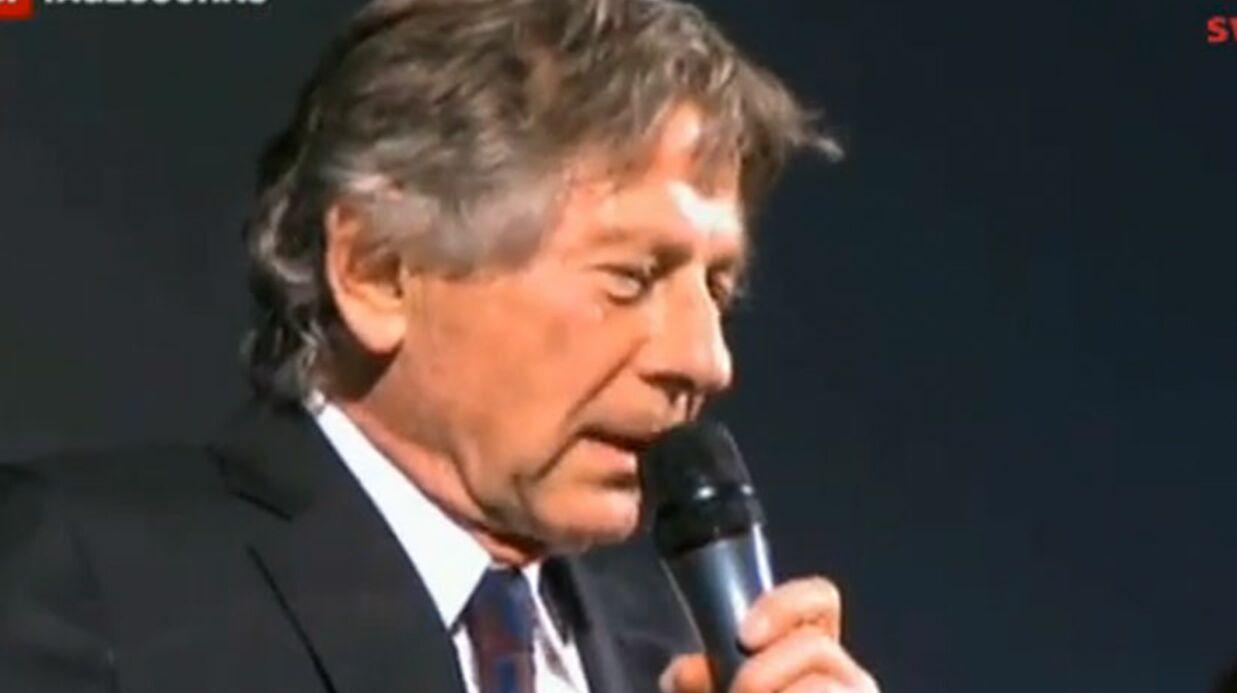 VIDEO Roman Polanski s'excuse auprès de sa victime