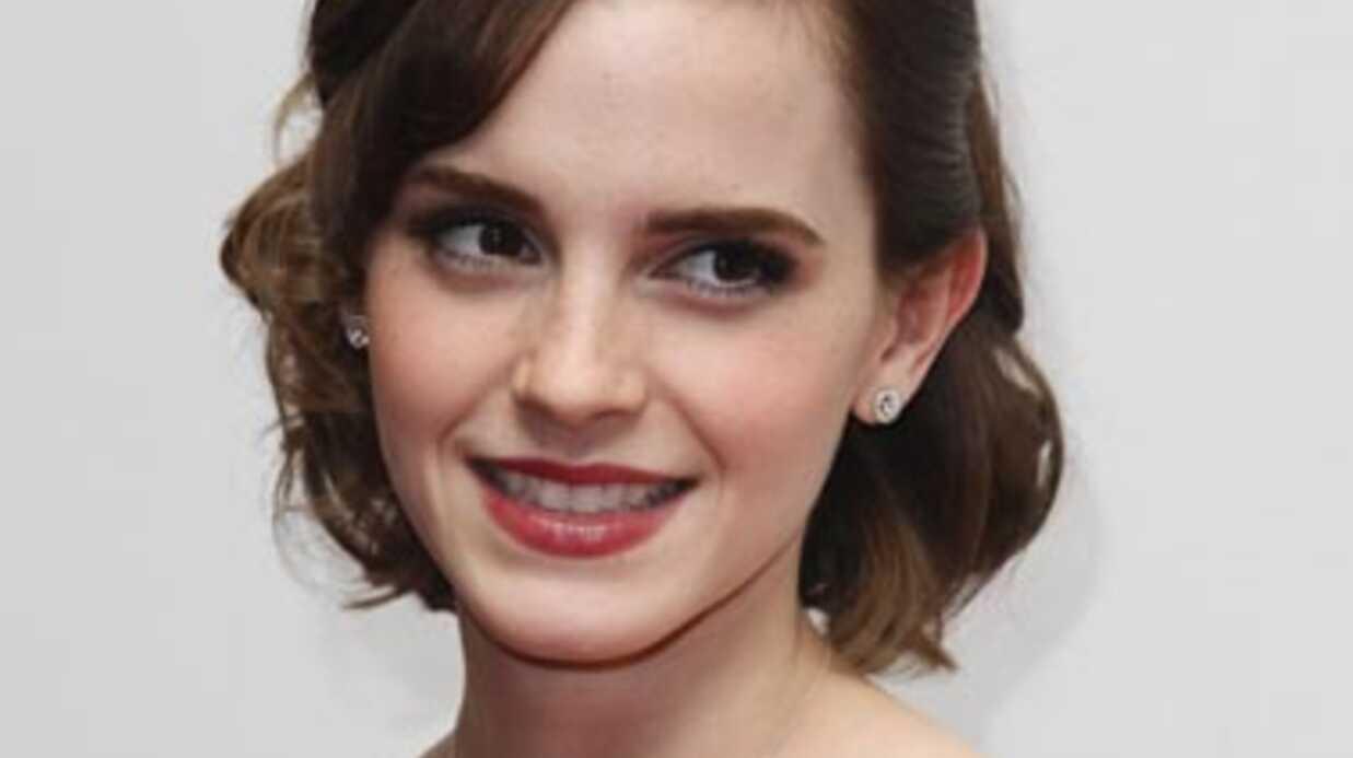 Emma Watson se confie: elle était amoureuse de Drago Malefoy