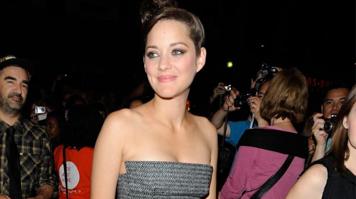 Marion Cotillard : sa harce­leuse plaide coupable