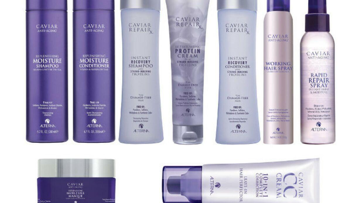 Alterna Haircare lance sa gamme anti-âge du cheveu