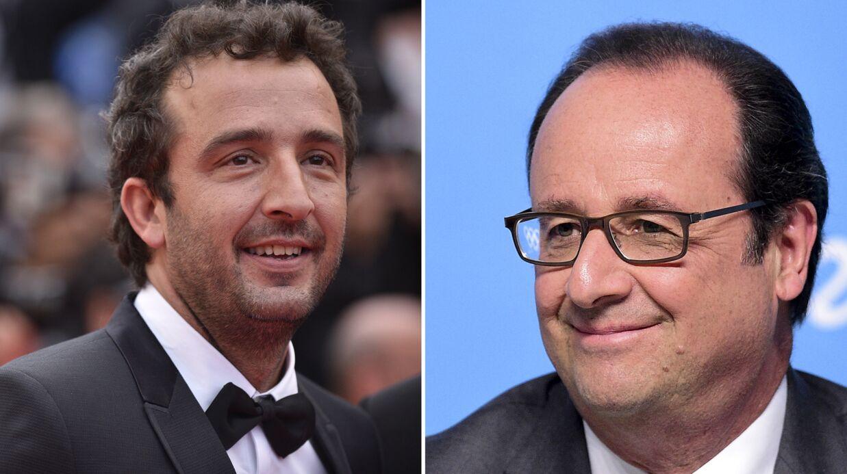 Pour impressionner sa fiancée, Cyrille Eldin s'invite à l'Elysée… et François Hollande les reçoit
