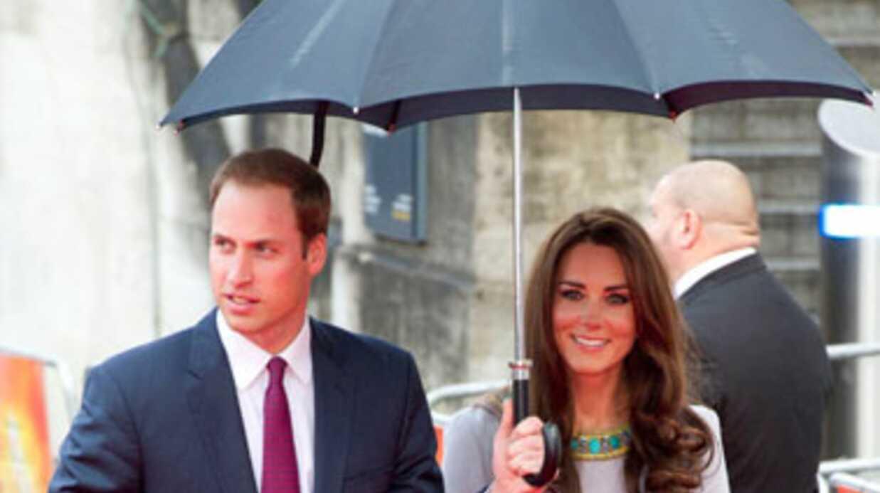 PHOTOS Kate et William fêtent leur première année de mariage
