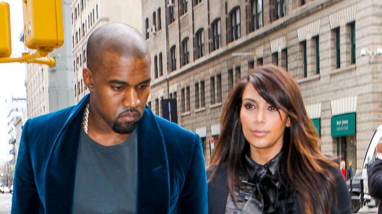 Kim Kardashian: pas de cadeau pour son bébé, elle préfère des dons