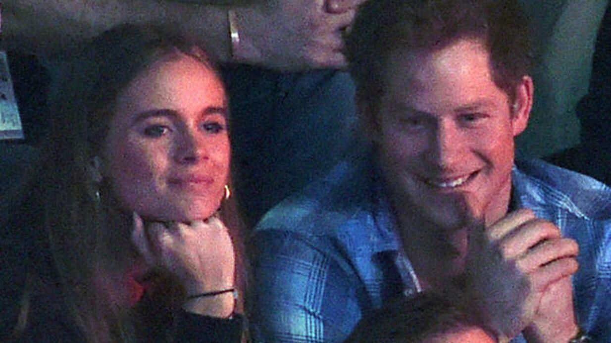 Le prince Harry et Cressida Bonas se sont séparés
