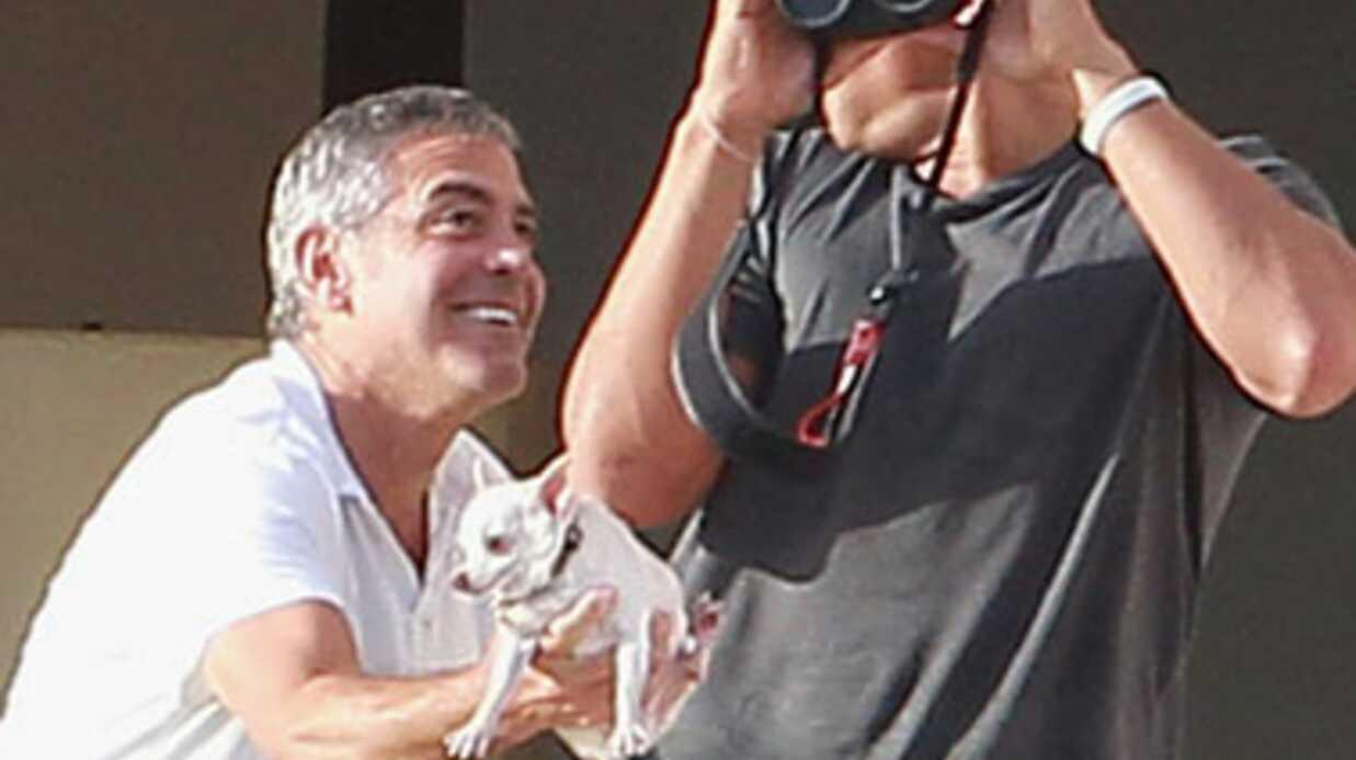 PHOTOS George Clooney en vacances au Mexique avec Stacy Keibler