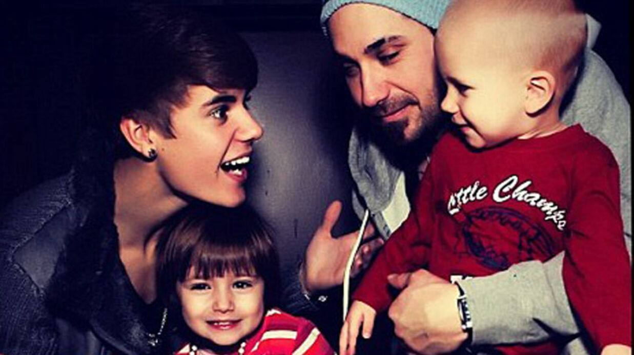 PHOTOS Justin Bieber poste des photos adorables de sa famille