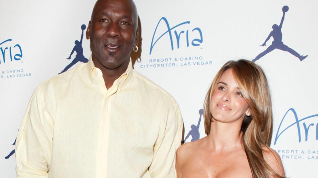 Michael Jordan: la légende du basket s'est fiancée