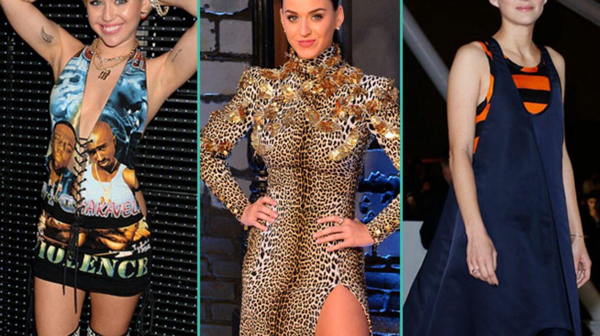 DIAPO Les pires robes de stars de 2013