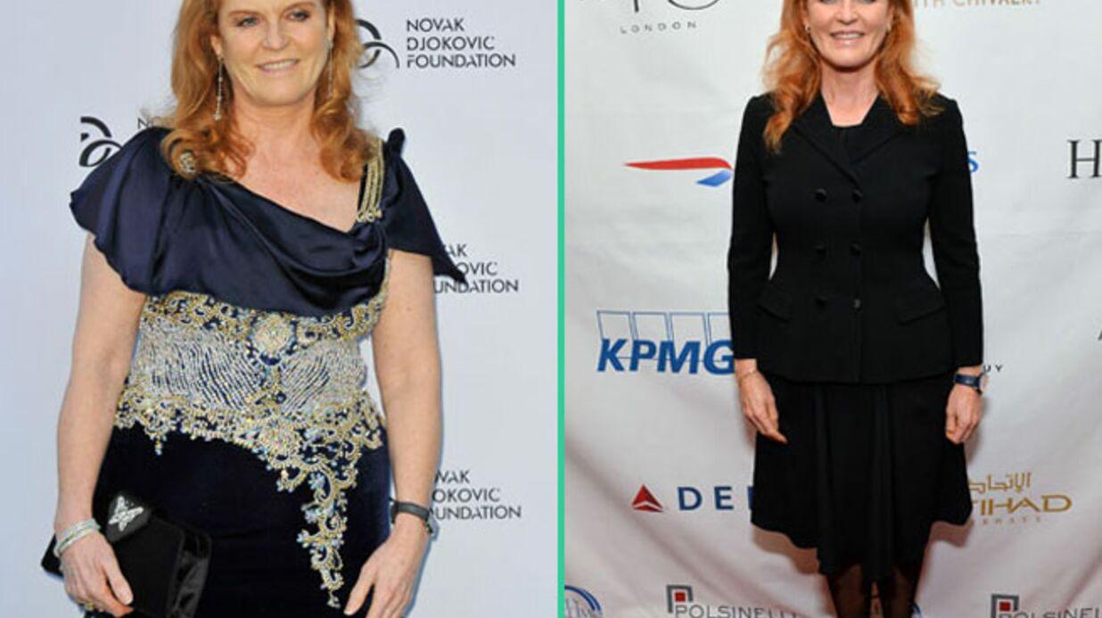 Sarah Ferguson a passé trois mois dans un bootcamp pour perdre douze kilos