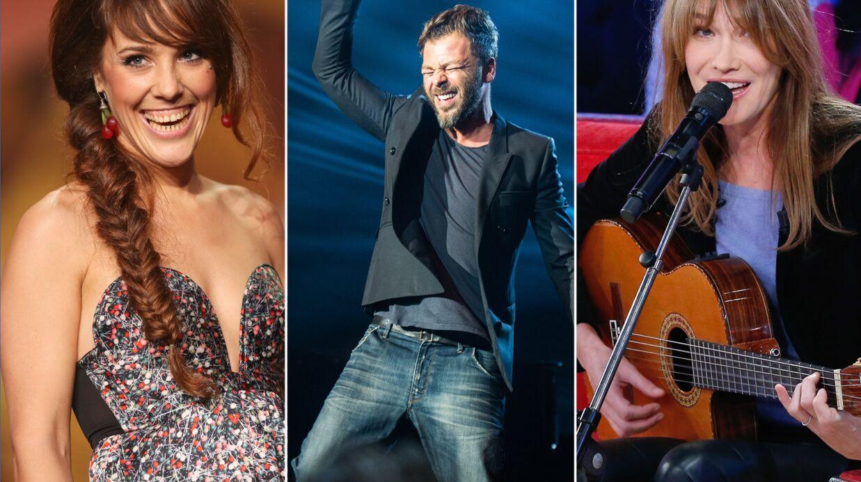Combien touchent les chanteurs français pour leurs concerts privés?