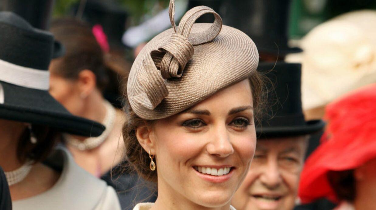Kate Middleton élue personnalité qui porte le mieux le chapeau