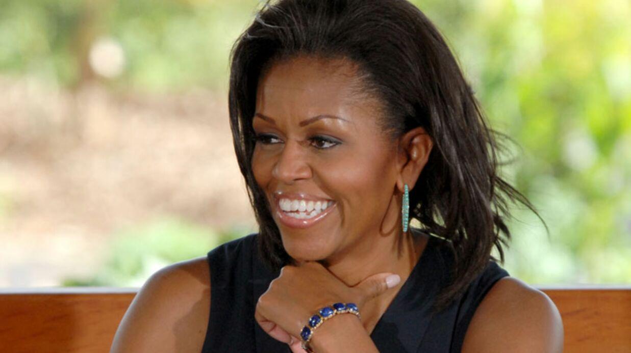 Michelle Obama dépense 38 000 euros en lingerie