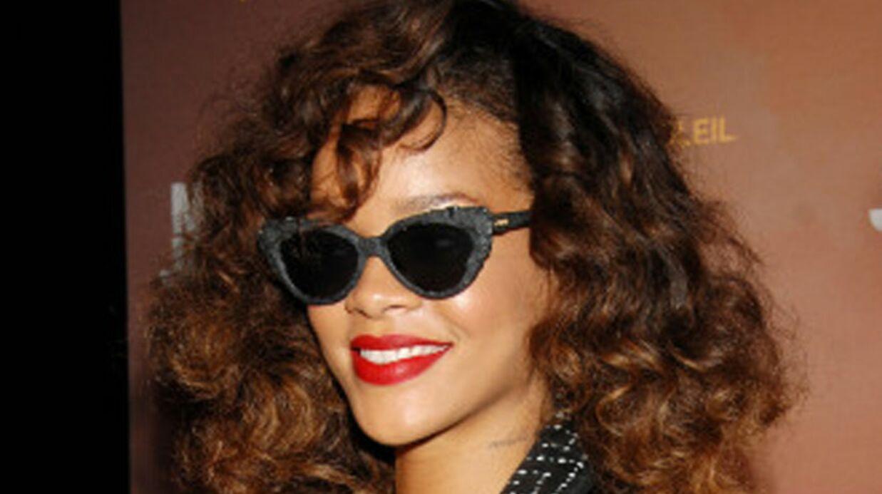 Rihanna: 120 000 euros pour Marilyn Monroe