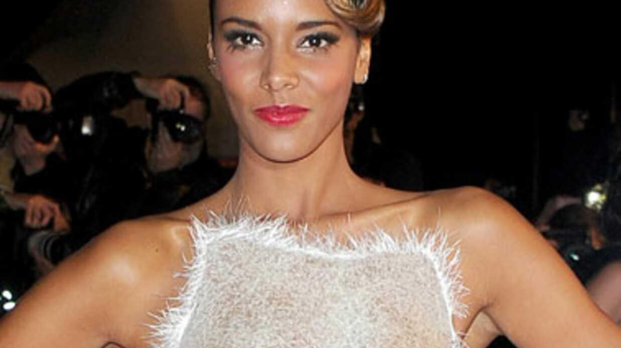 LOOK Shy'm: sa tenue très dénudée aux NRJ Music Awards