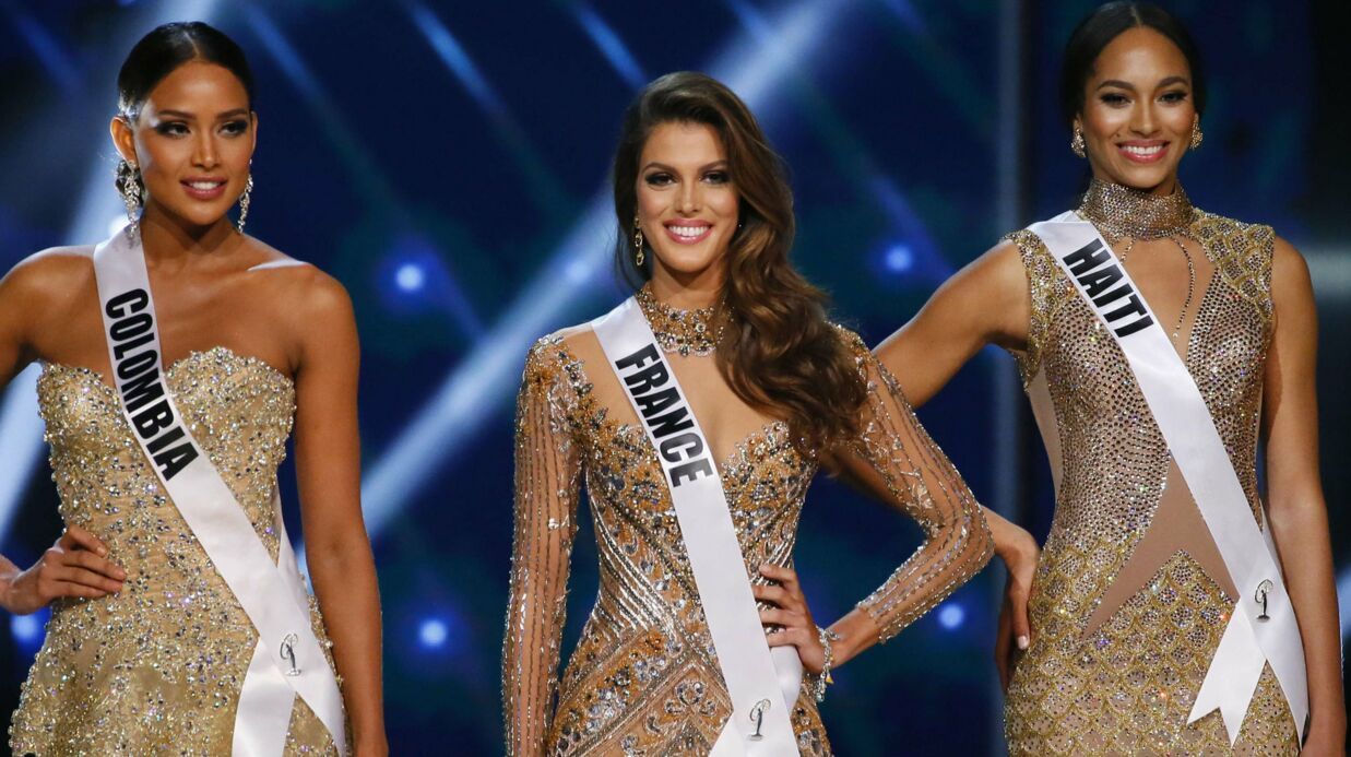VIDEO Miss France 2016 : Iris Mitte­naere élue Miss Univers !