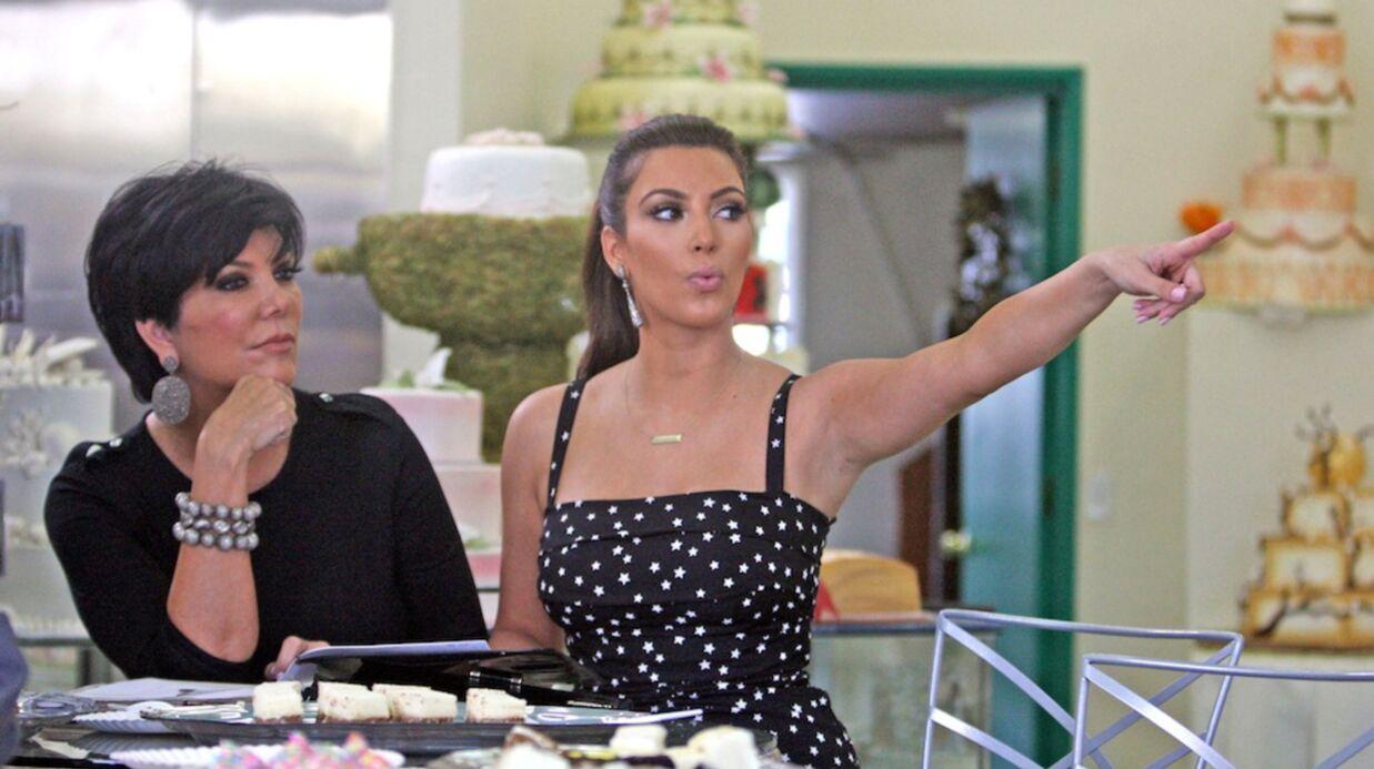 PHOTOS Kim Kardashian à la recherche du gâteau parfait