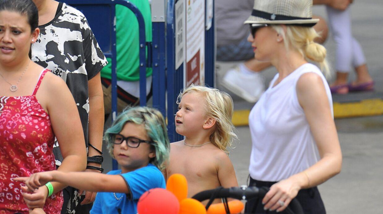PHOTOS Les enfants de Gwen Stefani s'éclatent à Central Park