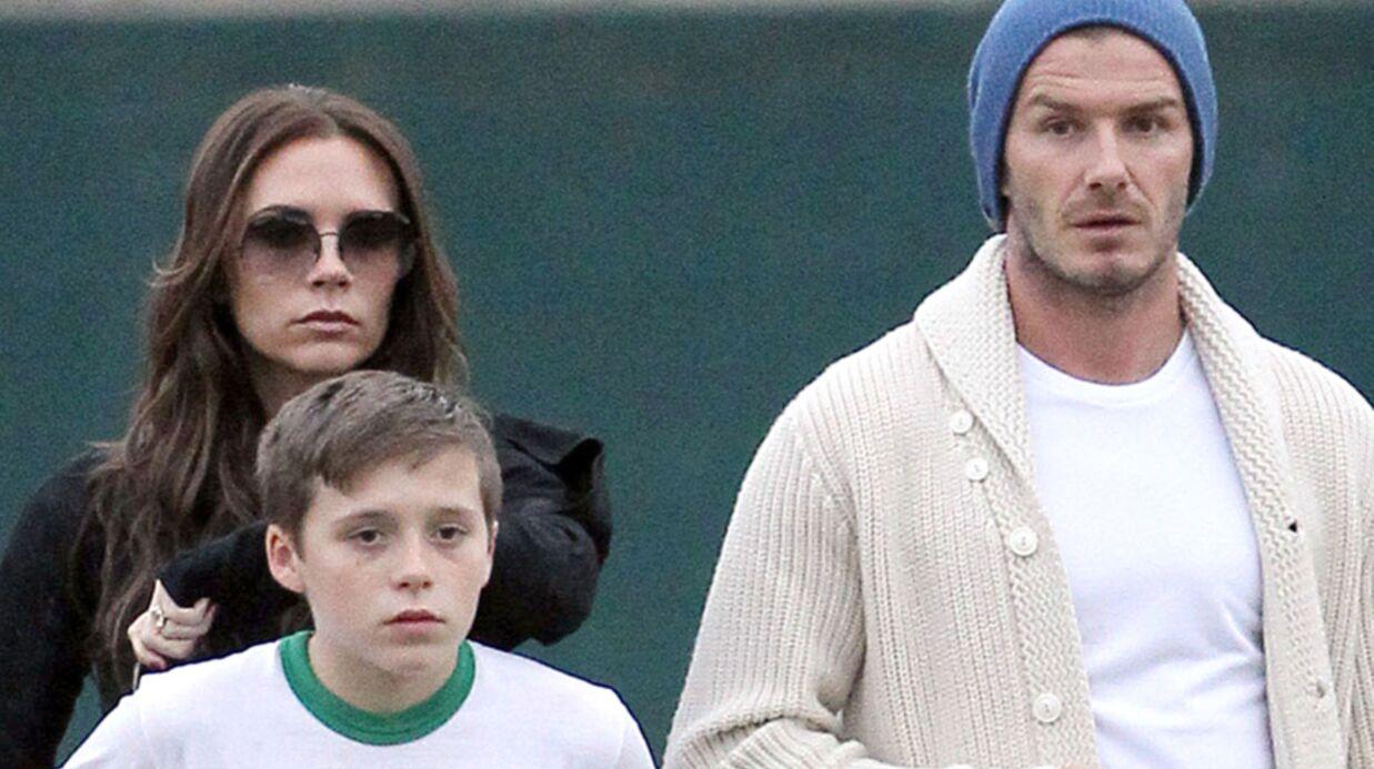 Victoria Beckham: son fils casse son iPad? Apple lui en offre un autre