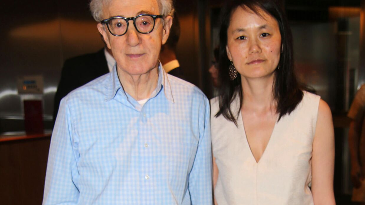 Woody Allen: avec sa femme de 35 ans de moins que lui, il se dit «paternel»