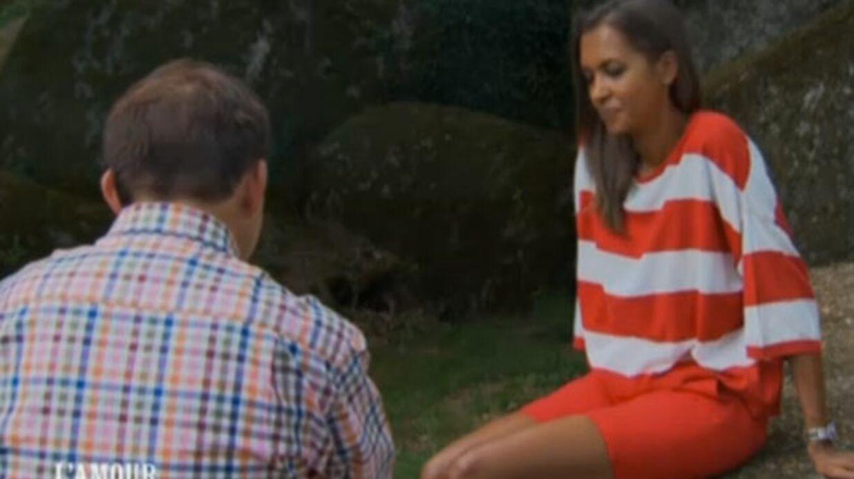 L'amour est dans le pré: Freddy déçu par Karine Le Marchand