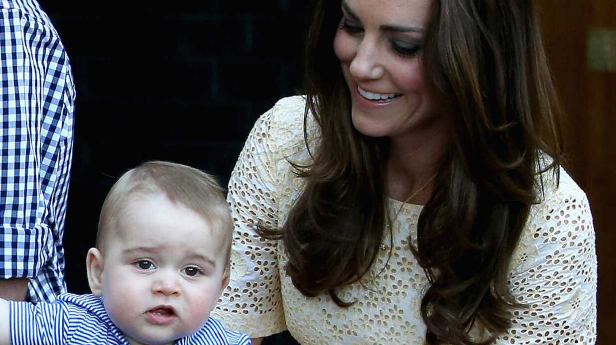 Selon le prince Harry, baby George ressemble à Wins­ton Chur­chill