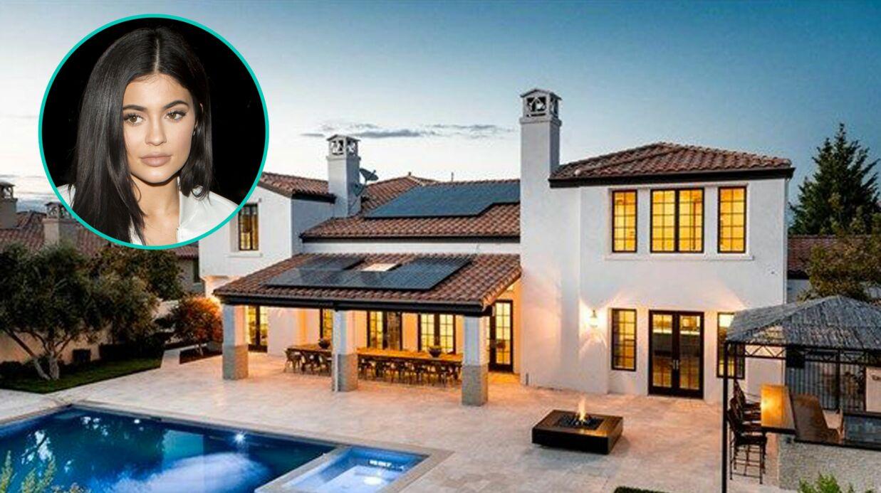 PHOTOS Kylie Jenner met en vente sa superbe maison: on vous fait visiter