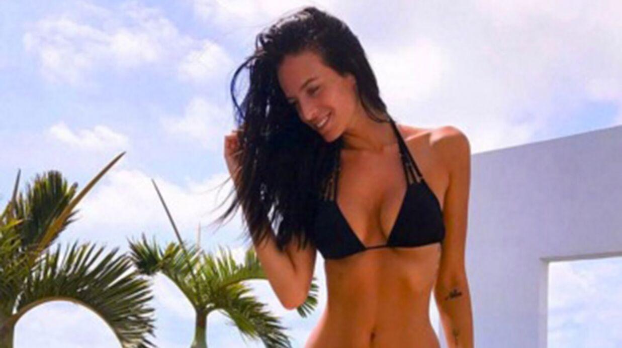 Jade Lagardère: sans maquillage et topless sous une chemise mouillée, elle est sublime